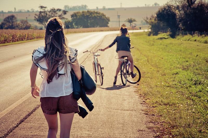 Código da estrada e bicicletas