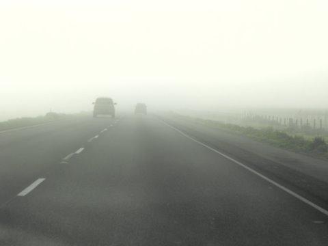 Conduzir com nevoeiro - CS