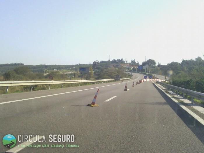 Auto-estrada - Manutenção, sinalização e fiscalização