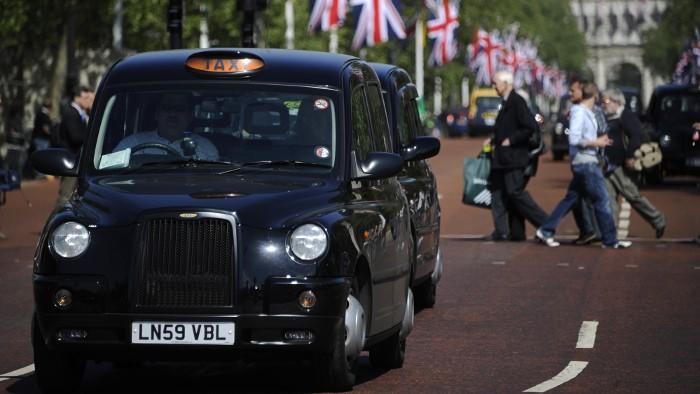 O Taxista na segurança rodoviária