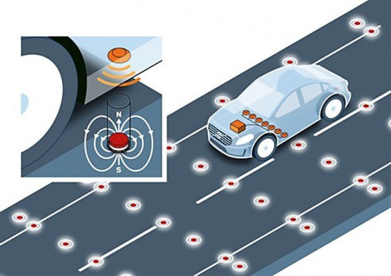 Volvo revela tecnologia para escapar de acidentes - cs 3
