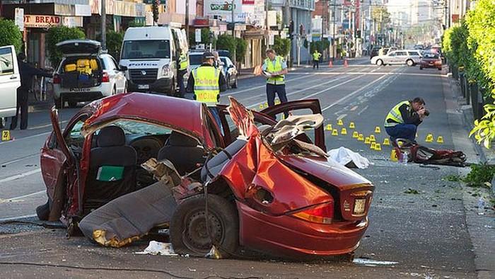 Danos emocionais pós-acidentes rodoviários