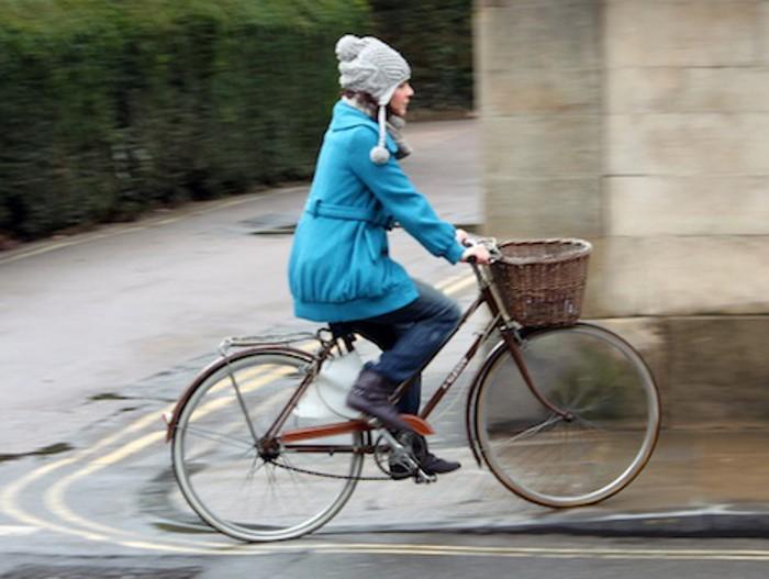 Bicicleta, uma solução ecológica