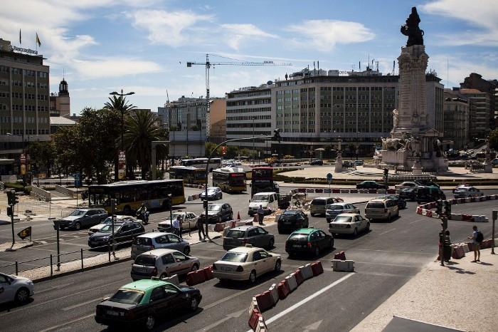 Lisboa, cidade que não é para velhos