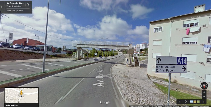 Segurança rodoviária na cidade da figueira da foz