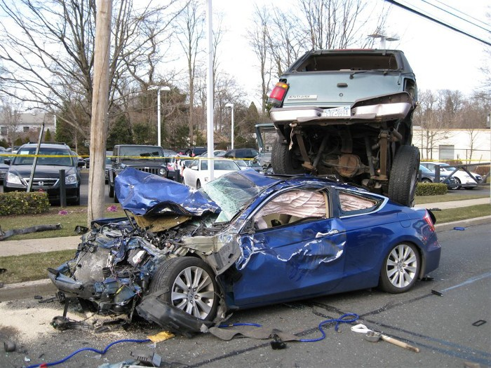 As causas escondidas por detrás de um acidente rodoviário