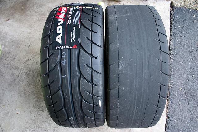 Os perigos de um pneu careca  3