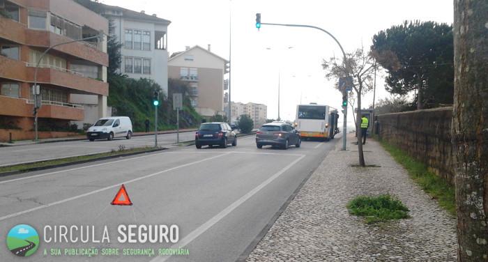 Distância de segurança em relação a determinado tipos de veículos