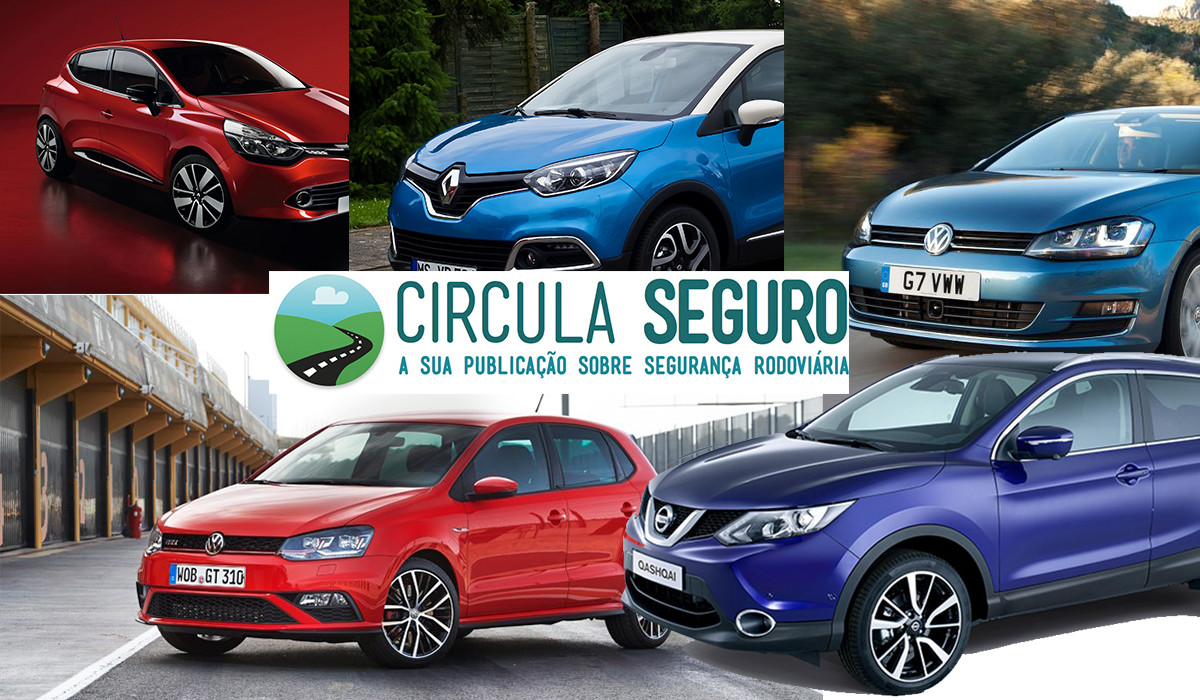 Carros mais venvidos 2015 - Circula Seguro