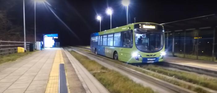 Sistema Busway para o Ramal da lousã