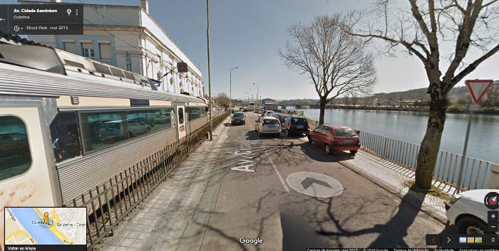 Circulação condiciona a segurança de peões na baixa de Coimbra