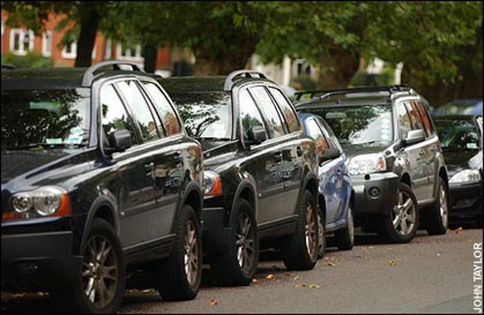 Aspetos que o condutor deve ter em atenção quando estacionar