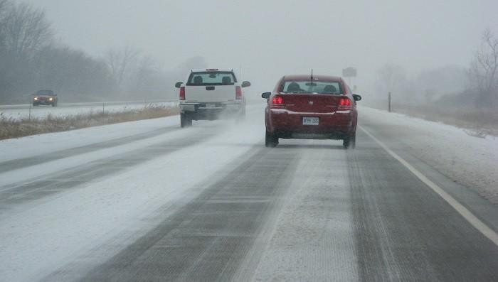 1382daffb2 Gelo na estrada. Como proceder  - Circula Seguro