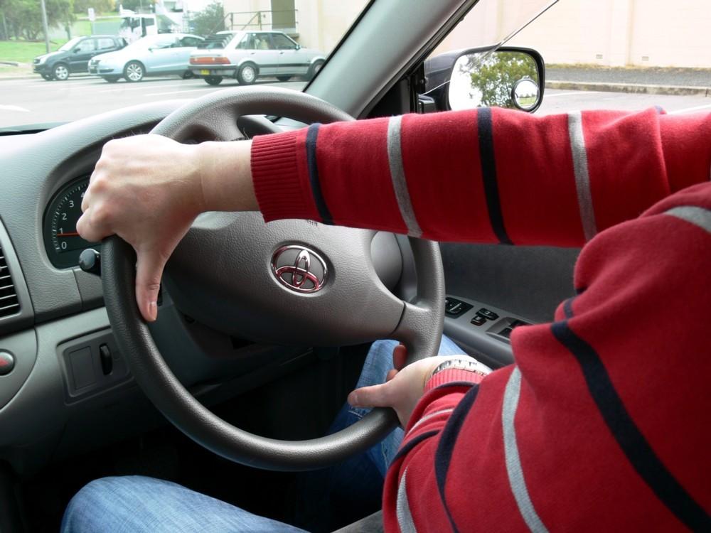 girar o volante
