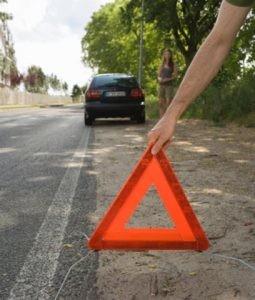 triângulo de emergência