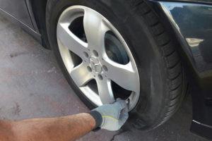 tapar pneu
