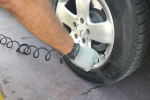 encher pneus