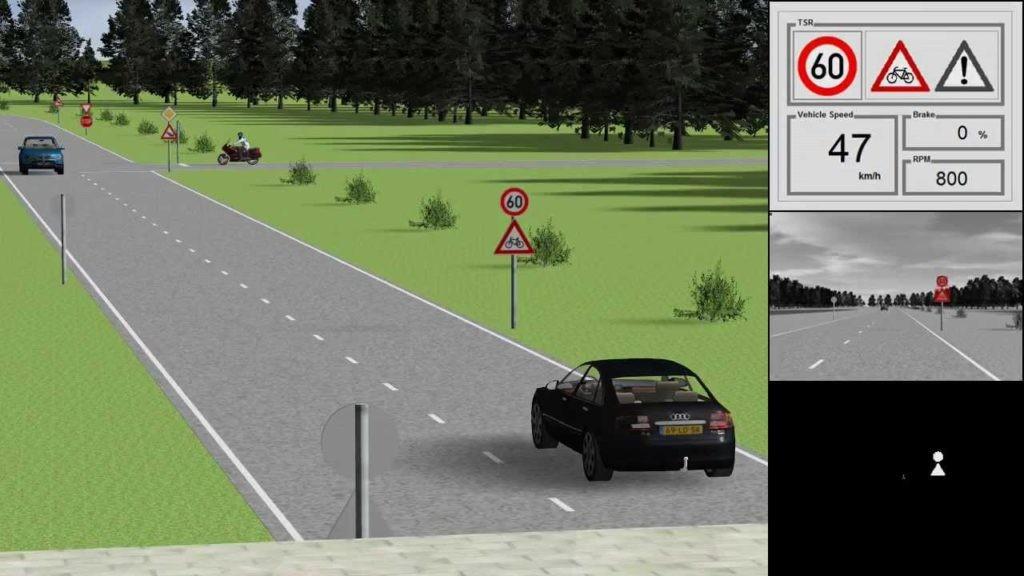 Planeamento das vias e sinalização com recurso a meios informáticos. Autoridade Nacional de Segurança Rodoviária