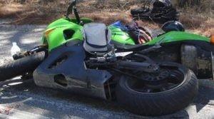 sinistralidade com motociclo