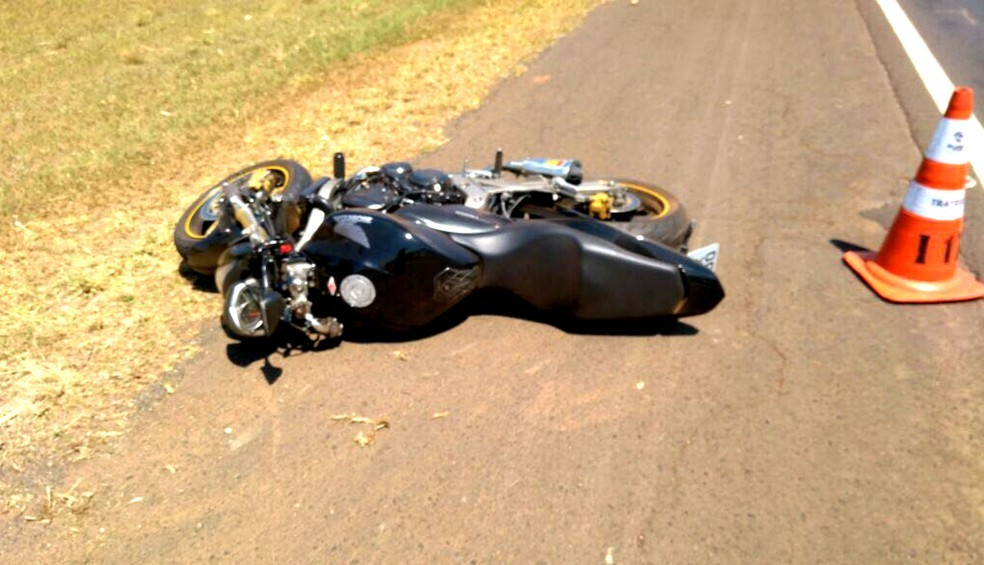 nistralidade com motociclo