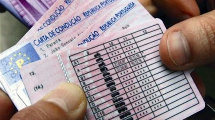 Renovar Carta de Condução, revalidar carta de condução