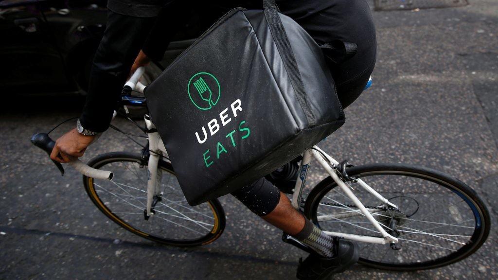 Uber, Ubereats