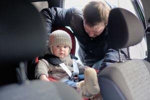 sistemas de retenção infantil