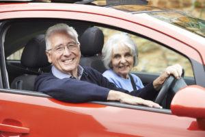 idosos ao volante