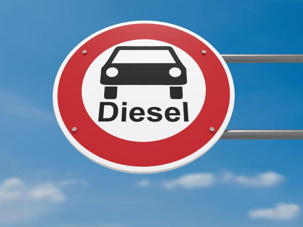 veículos a gasóleo, carros Diesel