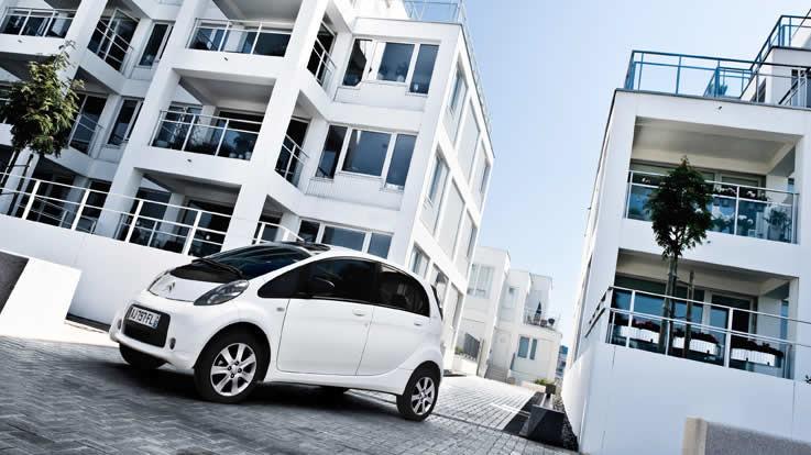 Citroën C-Zero, el eléctrico para urbanitas que no reniegan de la carretera