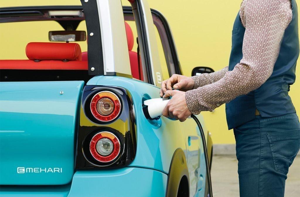 El vehículo eléctrico llama al vehículo eléctrico