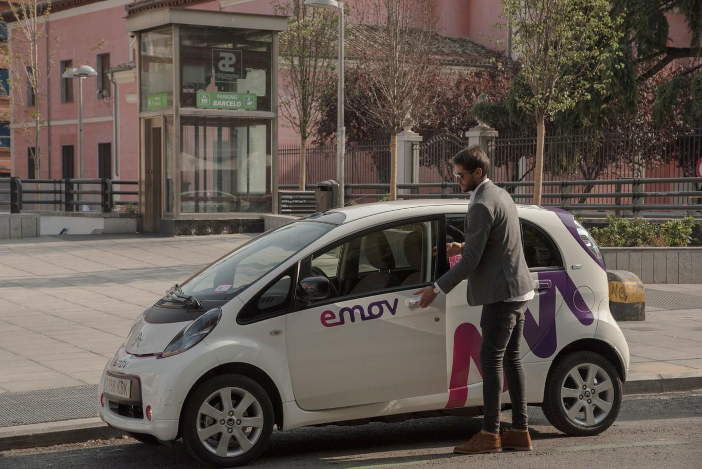 Carsharing de emov