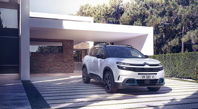 Suv y electrificado