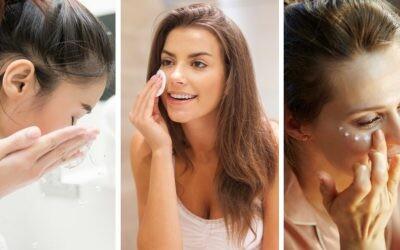Siete hábitos fáciles y eficaces a la hora de cuidar nuestra piel