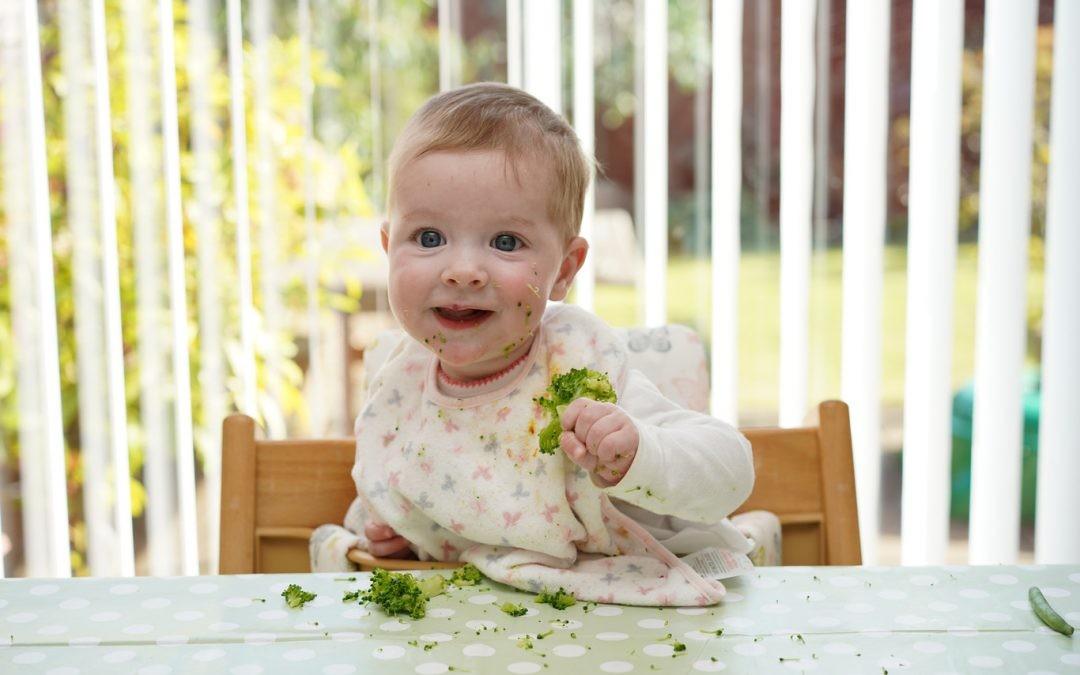 Cómo comenzar la alimentación complementaria siguiendo los ritmos de tu bebé