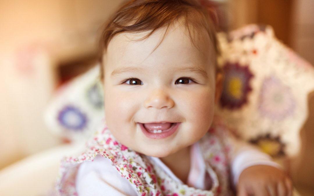 Los cuidados de la boca del bebé: desde el primer diente
