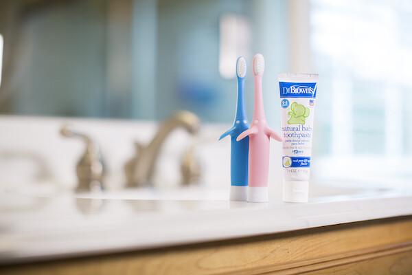 pasta dientes bebe natural sin flúor