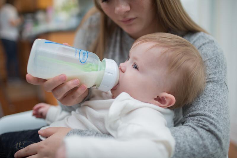 consejos para una lactancia artificial exitosa