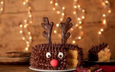 Del clásico roscón de Reyes a la tarta Rudolph: postres de Navidad para todos los gustos