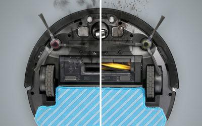 ¿Cuánto de robótica tiene un robot aspirador?