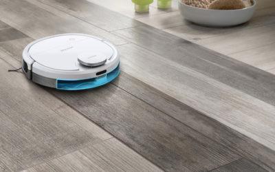 La domótica del hogar cada vez tiene más en cuenta la decoración, ¿te has fijado en tu robot aspirador?