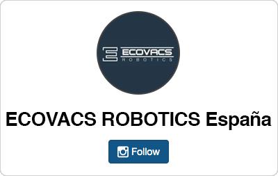 Ecovacs en Instagram