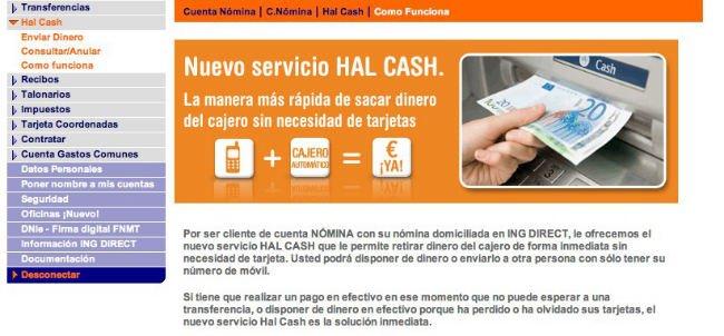 Hal Cash En Naranja