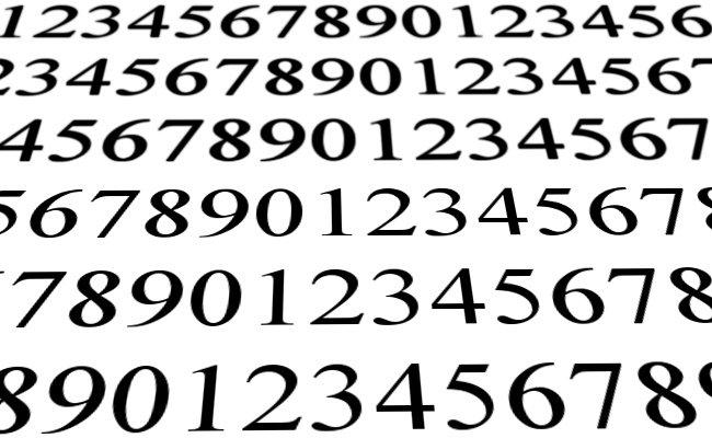 Hacer números