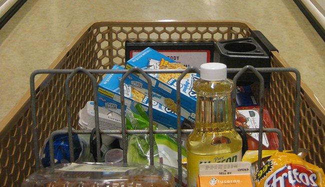 Ahorrar en la cesta de la compra