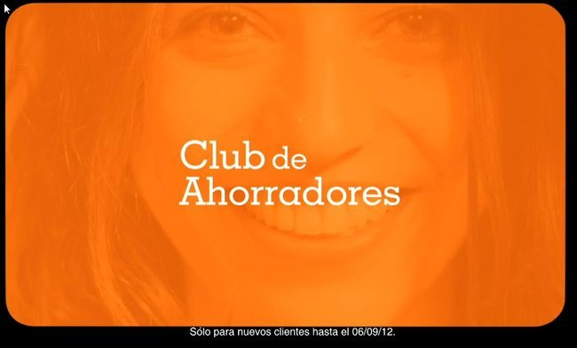 Club de ahorradores ING DIRECT