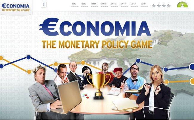 €conomia - Banco Central Europeo - Educación financiera