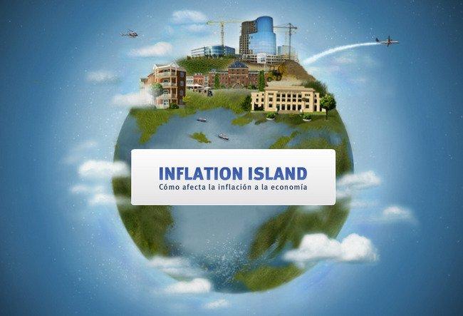 La Isla de la Inflación