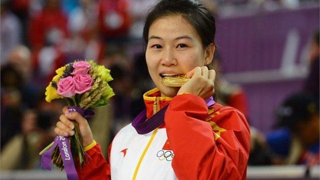Medalla de Oro en los Juegos Olímpicos de Londres 2012