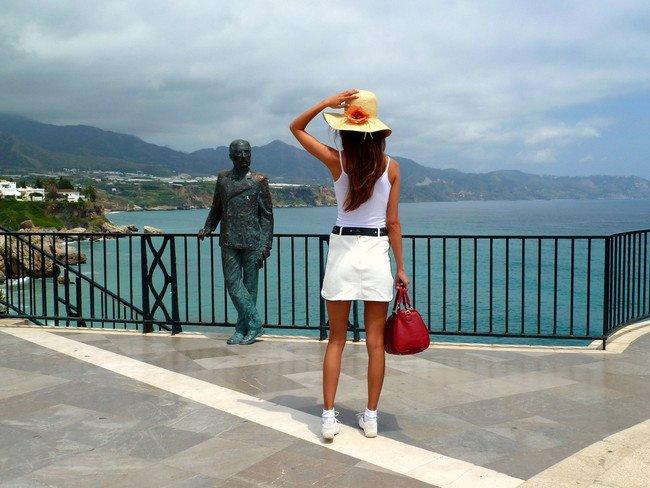 Auge del turismo en España